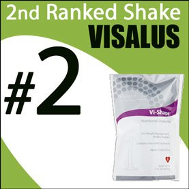 Visalus Top Ranked Shake Button