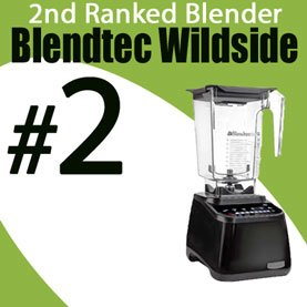 Blendtec Top Ranked Blender Button