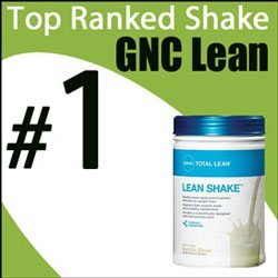 GNC Top Ranked Shake Button