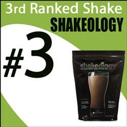 Shakeology Top Ranked Shake Button